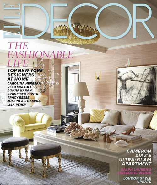 Elle Decor October 2013