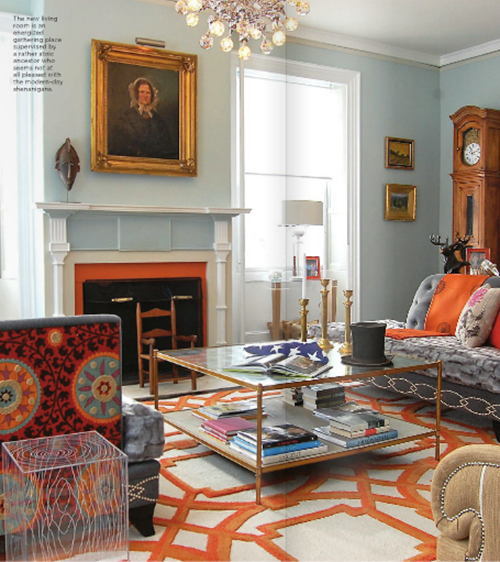 Living Room Designs 2014: Trend Watch 2014 Features Steven Favreau's Home And