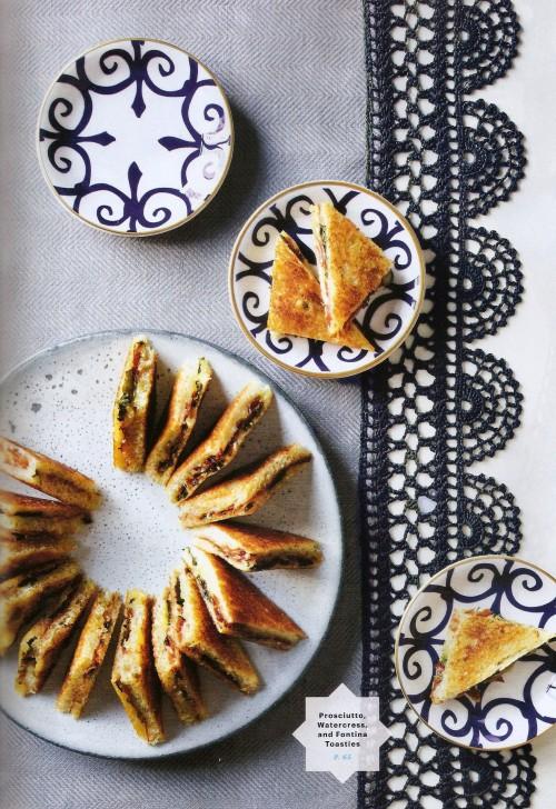 Bon Appétit Features ANICHINI's Hand-Crocheted Linens