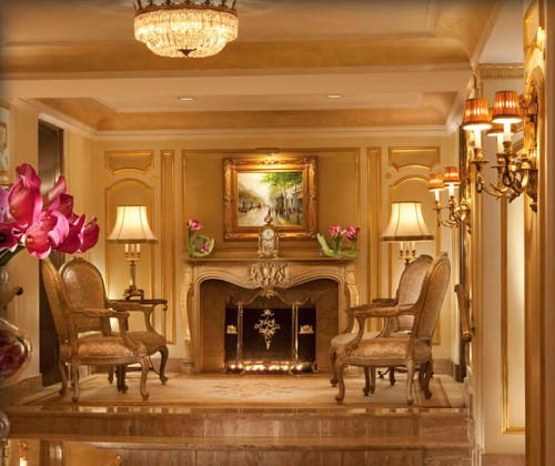 The Waldorf Astoria Presidential Suite Private Entrance