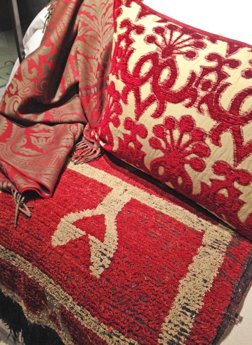 Tulu Vintage Kilim Rug from Anatolia