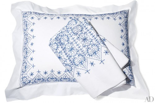 Anichini's La Collezione Turkish Bedding | Architectural Digest's Most Wanted for June
